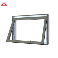 Luxury Aluminum Wood Finish Windows With Different Colors Burglar Proof Casement Window on China WDMA