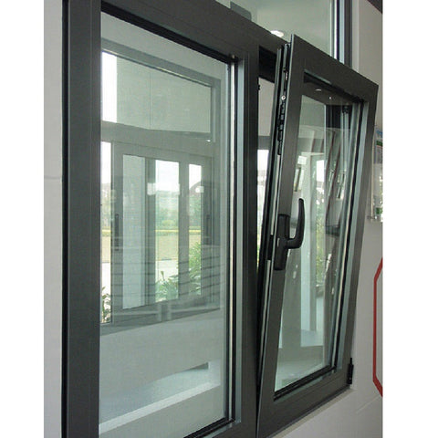 Made in China double glazed tempered glass windows manufacturer Best price on China WDMA