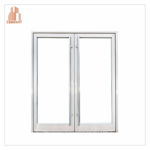 Main Entry Modern Design Aluminum Pivot glass door on China WDMA