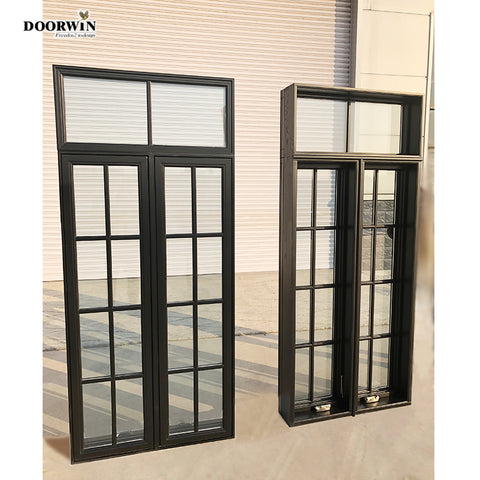 Manufactory direct double crank out windows doorwin on China WDMA