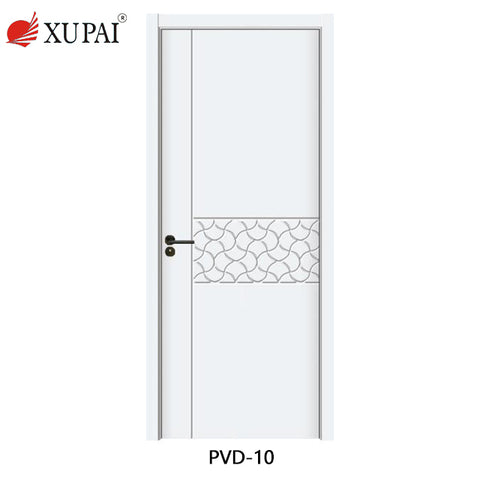 Mdf-pvc cheap interior used perfect wooden door in lahore on China WDMA