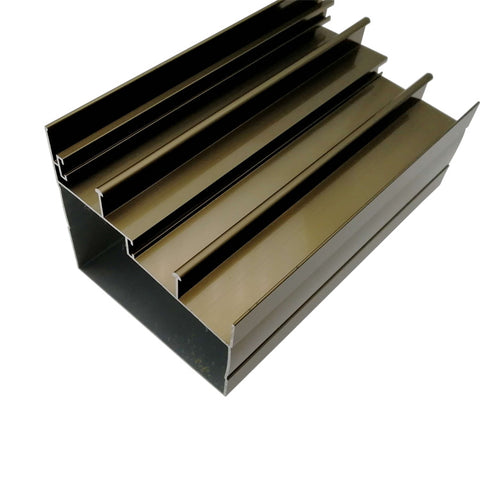 Mill Finish Anodized Aluminum Alloy Window and Door Profiles on China WDMA