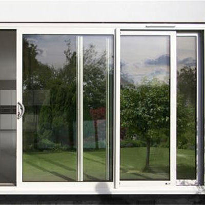 Modern Sliding Aluminium Alloy Glass Balcony Door stainless steel security door on China WDMA