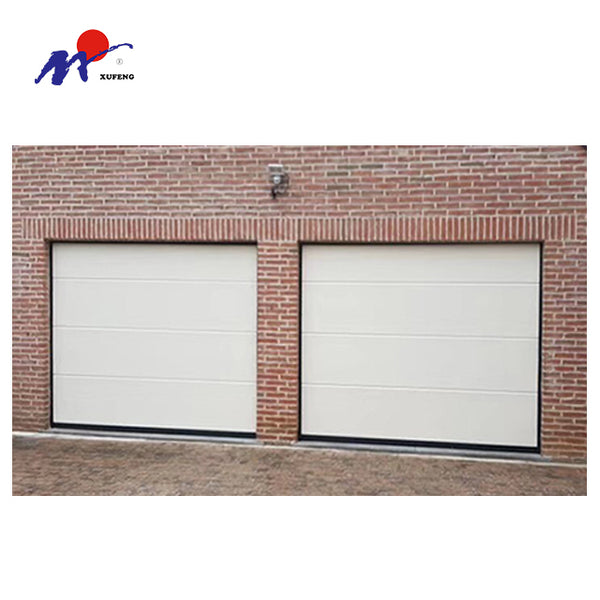 Modern customized aluminum garage door for sale on China WDMA