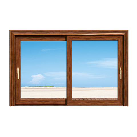 Modern design triple track double pane cheap sliding aluminum windows prices with mosquito net for philippines