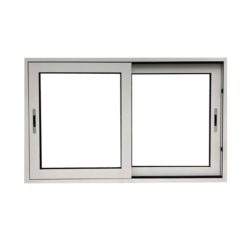 Modern security heavy aluminium french lifting sliding window with roller design for interior on China WDMA