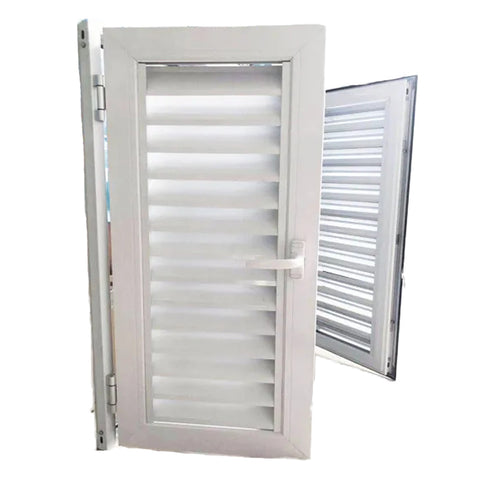 Modern window aluminum shutters louver for home window on China WDMA