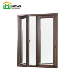 Most Popular China Factory Price Upvc House Doors Windows 2 Panel PVC Casement Window on China WDMA