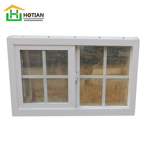 Most popular cheap house sliding hung UPVC windows pvc windows for sale