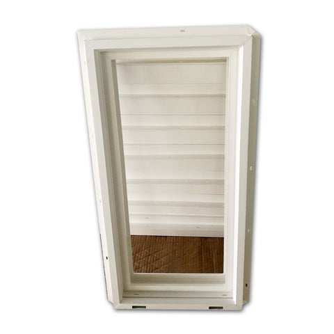 Most popular pvc shutter windows blinds window for home on China WDMA