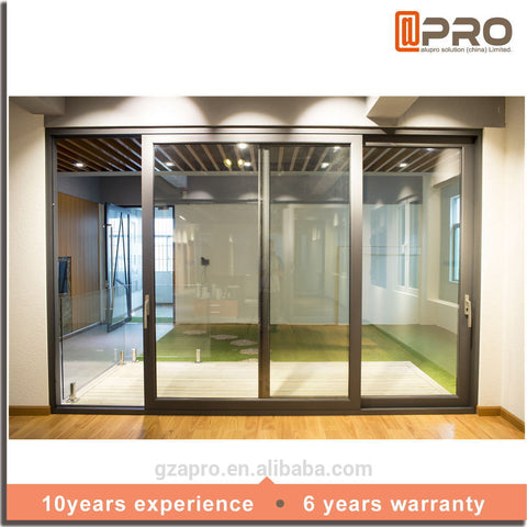 Multi Low-e Interior French Integrity Chinese Factory Australia Standard Corner Patio Sliding Glass Door on China WDMA