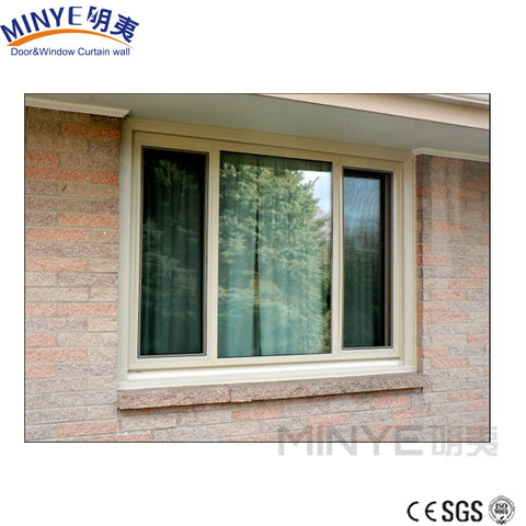 NEW DESIGN DOUBLE GLAZED PULL UP WINDOW / ALUMINUM ALLOY WINDOWS AND DOORS on China WDMA