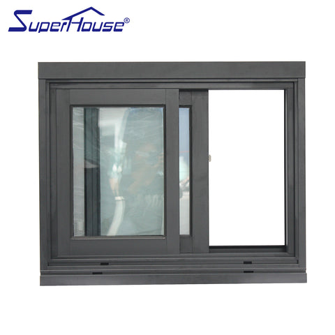 NFRC, AAMA Miami Dade hurricane proof glass sliding windows and doors on China WDMA