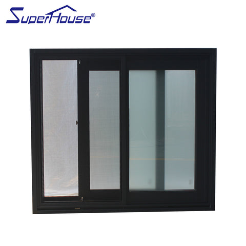 NFRC, AAMA Miami hurricane aluminum impact glass windows and doors on China WDMA