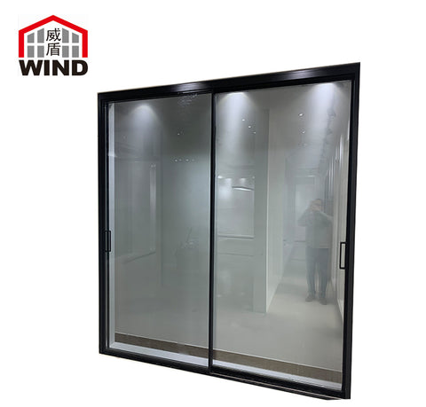 New Arrival manufacturer good deal for grill design patio glass doors windows Powder Coated lift and sliding double glass door on China WDMA