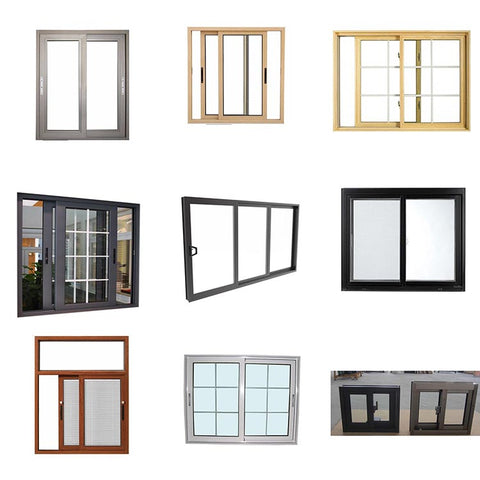New Design CE As2047 AS2208 Kitchen Aluminium Frame Sliding Window Design,Cheap Aluminum Alloy Profile Frame Glass Slide Windows on China WDMA