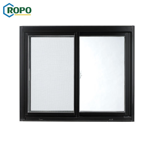 New Design Office Cheap Aluminum Alloy Frame Glass Slide Window,Aluminum Profile Horizontal Slide Storm Windows on China WDMA