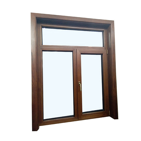 New Design aluminum wood windows anti-theft tilt and turn windows and doors for home on China WDMA
