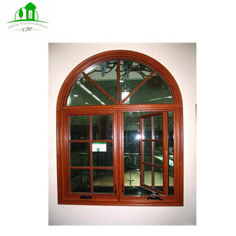 New Iron Aluminum Profile Windows And Door With Grill Designs on China WDMA