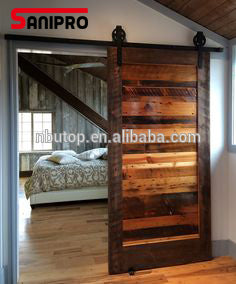 New Sliding Barn Door and window Hardware for Wooden Door