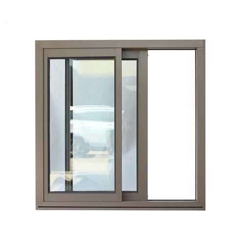 New Style Ventilation Aluminium Windows Accordion Glass 3 Panel Sliding Patio Windows on China WDMA