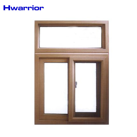 New Tempered Glass Aluminum Sliding Window on China WDMA