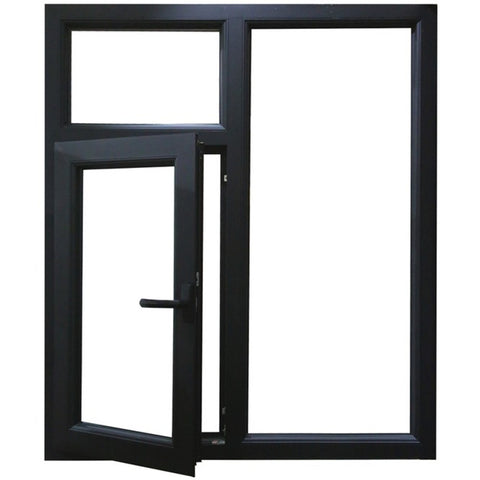 New design double glazing aluminum french casement window on China WDMA