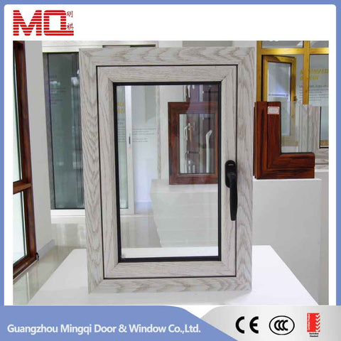 New design factory awning window / Fixed window / aluminium casement windows aluminium window In Guangzhou
