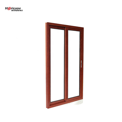 New design factory price outside patio 3 panel aluminium alloy frame glass sound proof sliding door on China WDMA