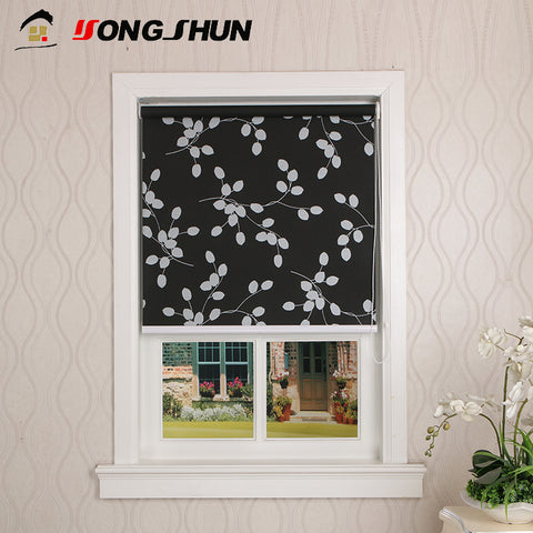 New design modern custom roller manual operation European window blinds and shades on China WDMA