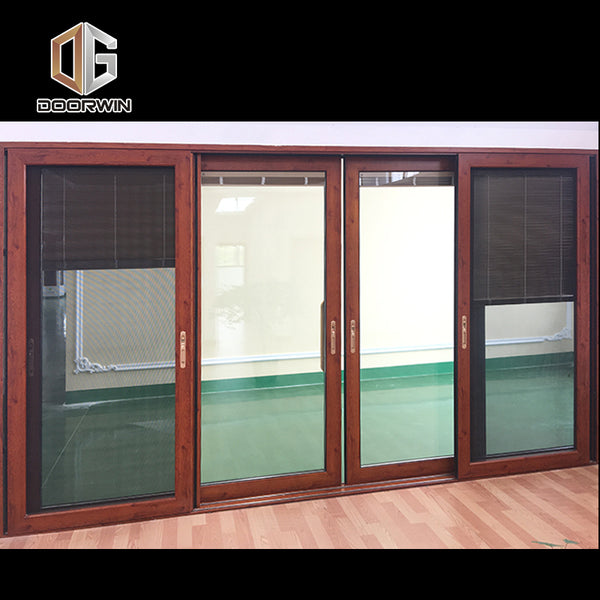 New hot selling products triple track sliding patio doors door hardware on China WDMA