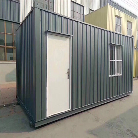 New technology low cost modular modern customized flat pack container prefabricated house for france on China WDMA