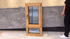 Aluminum Energy Efficient Windows Tilt Turn Windows Lowes Customized