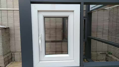 Colonial Vinyl Casement Doors And Windows on China WDMA