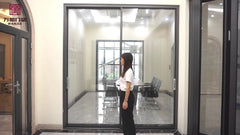 aluminum double glass sliding door philippines price and design on China WDMA