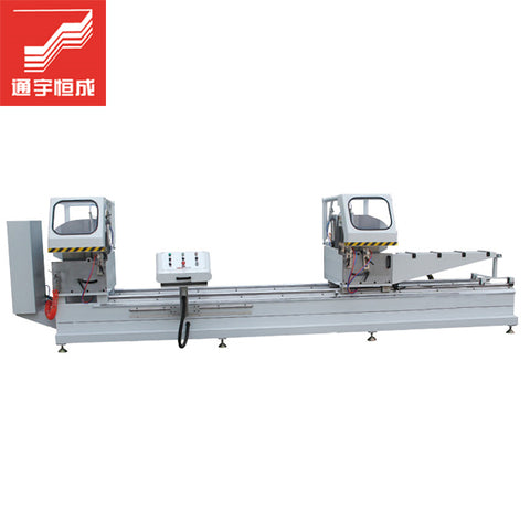Online shop hot sale UPVC Window Door Making Machinery on China WDMA