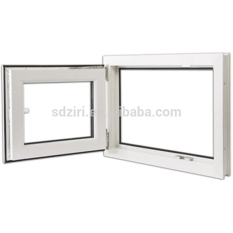 Online shop pvc arch outdoor plastic hidden frame window with high quality on China WDMA