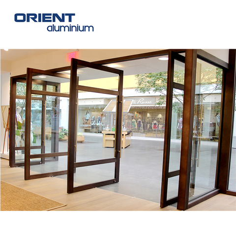 Opens up patio spaces completely aluminium window door link your internal and external entertainment areas on China WDMA