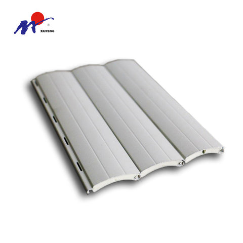 Outdoor Semi-Industrial Aluminum Roller Shutter Window on China WDMA