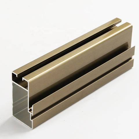 Outstanding High Quality Construction Aluminum Customized Aluminum Profile Profile for window frame Customized Details