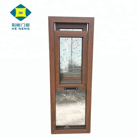 PVC Frosted Glass Bathroom Vertical Sliding Window Glass Types on China WDMA