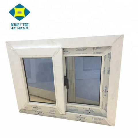 PVC Plastic Vinyl Slider Glass Windows And Doors on China WDMA