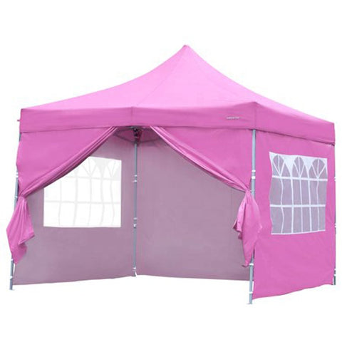Party Pop Up Tents With Walls & Windows, Waterproof & Fireproof Custom Tent For Event, Garden on China WDMA