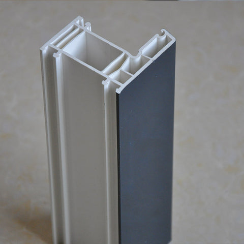 Plastic Steel Window and Door UPVC Profile Supplier on China WDMA