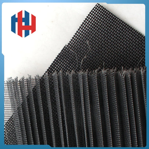 Pleated Mosquito Screen mesh polyester pleated window screen fiberglass plisse insect screen on China WDMA