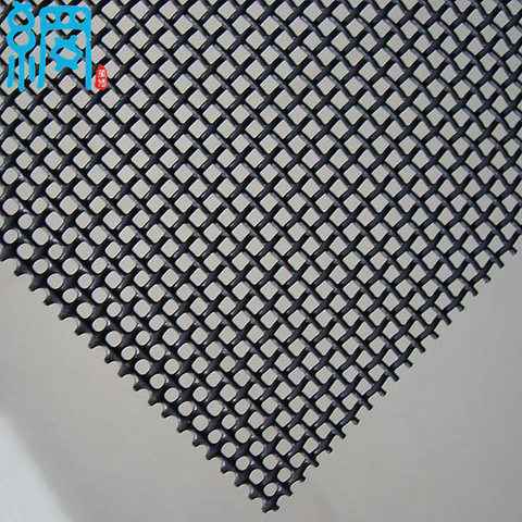 Powder Coated 12 Mesh Stainless Steel Security Screen For Windows&Doors