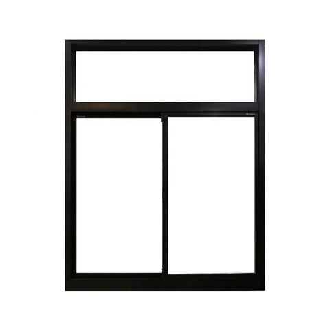 Powder Coated Commercial Aluminum Sliding Window Frames