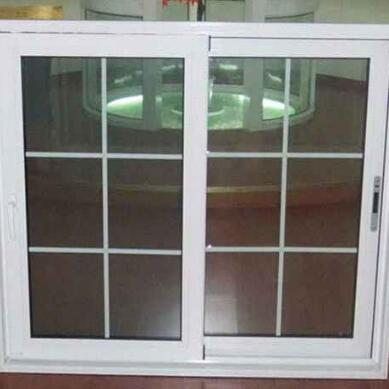 Preferred American Style Design Tempered Glass Double Track Aluminium China Windows And Doors Manufacturers Association