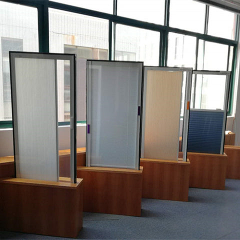 Price of High Quality Toughened Low-E Double Glazing Insulated Louver Windows Glass For Buildings on China WDMA