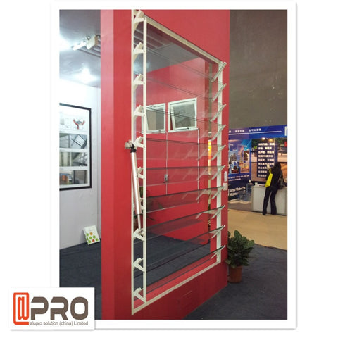 Price of glass louver windows , window shutters